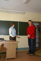 in the classroom 13