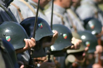 military dicer