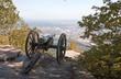 civil war canon, lookout mountain