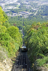 incline railway, lookout mountain