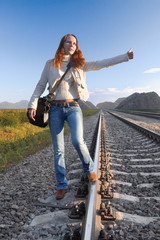 railroad hitch hiking-2