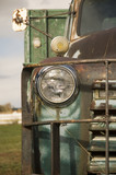 rustic truck 2 poster