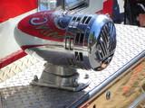 firetruck speaker poster