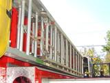 firetruck ladder poster