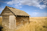 rustic shed 2 poster