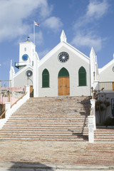 st. peter's church, bermuda
