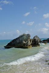 rocky coast bermuda