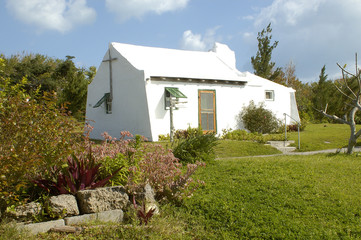 bermuda's smallest church