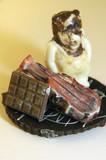 dessert au chocolat poster