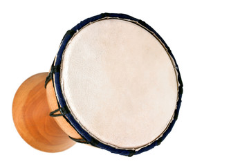 jambe drum - horizontal top
