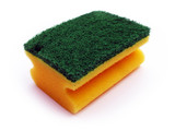 cleaning sponge poster