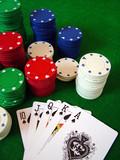 gambling winnings poster