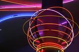 neon art poster