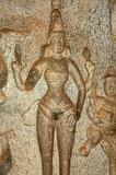 india, mahabalipuram poster