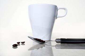 pour le café