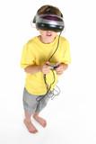 futuristic games poster
