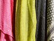 colorful textile - cloth scarves