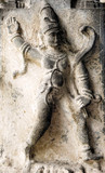 india, kanchipuram: varadaraja swami temple poster