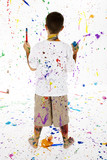 little painter poster