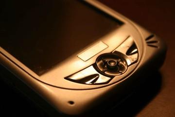 pda button