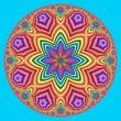 pastel kaleidoscope - 1489095