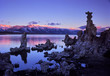 Quadro mono lake sunrise 2
