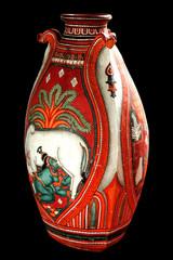 india: vase