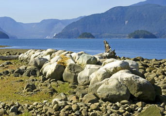 furry lake, vancouver, bc