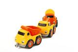 toy trucks poster