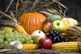 Fototapety autumn fruit 4