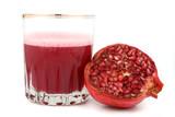 pomegranate juice poster