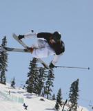 ski trick poster