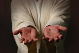 the hands of jesus poster