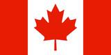 canada flag kanada fahne poster