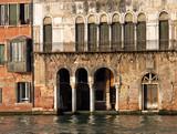 ancient venetian palace poster