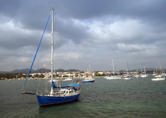 blue sailboat 3
