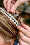 Fototapety hair stylist