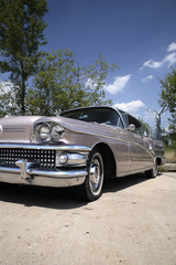 us car / oldtimer buick