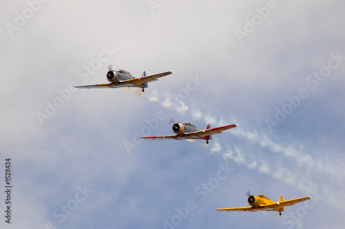 trio of harvards