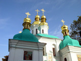 church kiev pechersk lavra