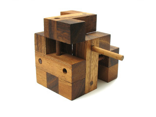 wooden cube puzzle 4