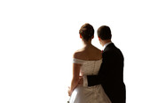 wedding couple marriage background poster