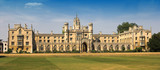 university college at cambridge university poster