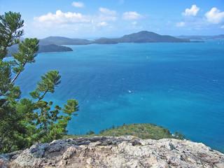 view of hamolton island