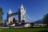 tower bridge - london poster