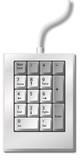 numeric keypad poster