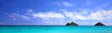 pacific ocean -  near oahu, hawaii poster