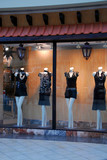 boutique window poster