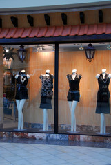 boutique window