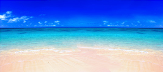 the beach of my dream